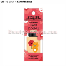 ON THE BODY KAKAO FRIENDS Hand Essence Ryan 30ml,ON THE BODY