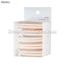 A'PIEU Wonder Tension Pact Puff 10pcs,A'Pieu