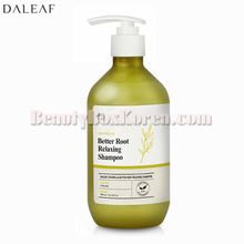 DALEAF Chlorella Better Root Relaxing Shampoo 500ml,DALEAF