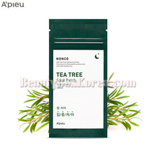 A'PIEU NONCO Tea Tree Spot Patch-Night Care 1ea,A'Pieu