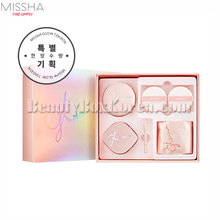 MISSHA Glow Tension Special Makeup Set Ver2 5items,MISSHA