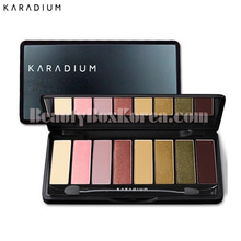KARADIUM Glam Modern Shadow Palette 11.5g,KARADIUM