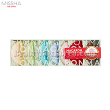 MISSHA Macaron Tension Puff(Fitting) 7p[Online Excl.],MISSHA