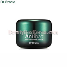 DR.ORACLE Antibac Moisturizing Gel Cream 50ml,ORACLE