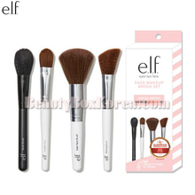 E.L.F Face Makeup Brush Set 4items[Online Excl.],E.L.F