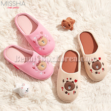 MISSHA LINE FRIENDS House Shoes 1pair,MISSHA