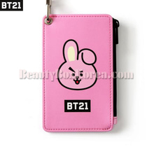 BT21 Strap Card Holder Cooky 1ea,BT21