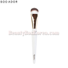 SOO ADOR RISABAE Big White Foudation Brush 1ea,SOOADOR