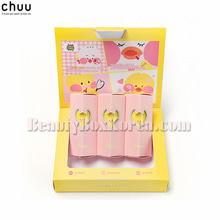 CHUU Beige Chuu Fanfan Lip Tint Kit 3items,CHUU