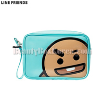 LINE FRIENDS BT21 Enamel Pouch 1ea,LINE FRIENDS