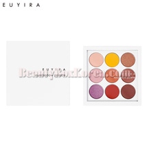 EUYIRA Natural Colorful Nine Eyeshadow Palette,EUYIRA