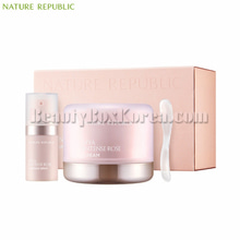 NATURE REPUBLIC Hya Intense Rose Cream Special Set 2items,NATURE REPUBLIC
