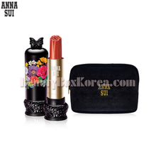 ANNA SUI Flower Lipstick Special Set 2items,ANNA SUI