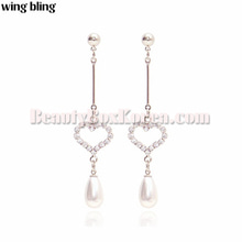 WING BLING Temperature Of Love Earring 1pair,WING BLING