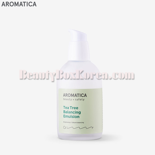 AROMATICA Tea Tree Balancing Emulsion 100ml,AROMATICA
