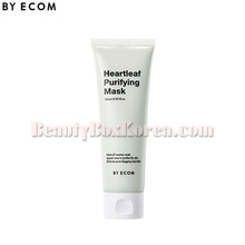 BY ECOM Heartleaf Purifying Mask 120ml,BY ECOM