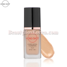 HONGSHOT Power Lasting Foundation 30ml,HONGSHOT