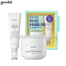 GOODAL Camellia Moisture Barrier Cream Special Set 2items,GOODAL