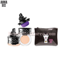 ANNA SUI Creamy Foudation Special Set 2items,ANNA SUI