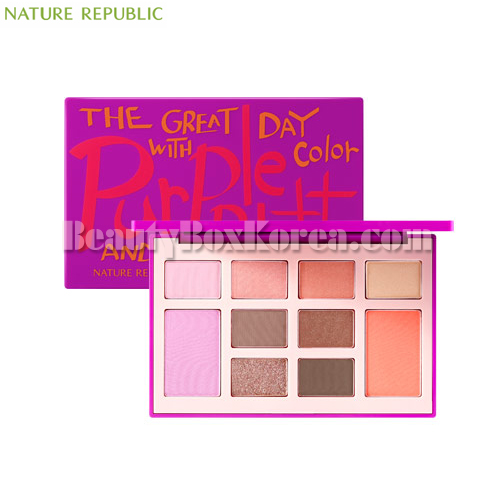 NATURE REPUBLIC Pro Touch Chemistry Multi Palette 14.7g[Online Excl.],NATURE REPUBLIC