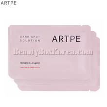 ARTPE Dark Spot Solution Under Eye Zone Patch 12ea,ARTPE