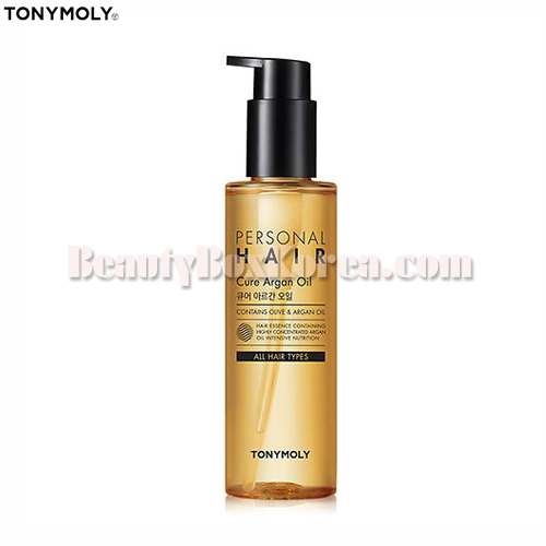 TONYMOLY Personal Hair Cure Argan Oil 150ml,TONYMOLY