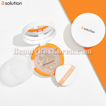 ASOLUTION Acne Clear Repair Cover Pact 12.5g,ASOLUTION