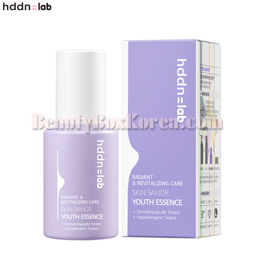 SNP HDDN LAB Skin Savior Youth Essence 30ml,SNP