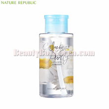 NATURE REPUBLIC Calming Purity Lip & Eye Remover 300ml[Online Excl.],NATURE REPUBLIC