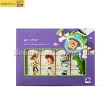 INNISFREE My Perfumed Body Miniature Set 4itmes[INNISFREE X TOY STORY],INNISFREE