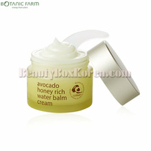 BOTANIC FARM Avocado Honey Rich Water Balm Cream 50ml,BOTANIC FARM