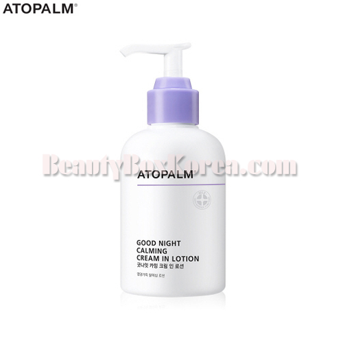 ATOPALM Good Night Calming Cream In Lotion 200ml,ATOPALM