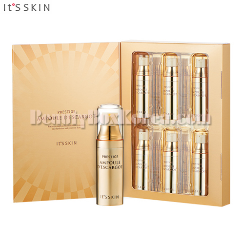 IT'S SKIN Prestige Ampoule D'escargot 10ml*6ea,IT'S SKIN