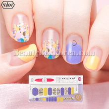 VIKA Nailjam Gel Nail Strip 1ea,VIKA