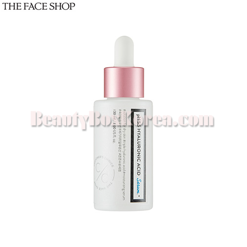 THE FACE SHOP pH 5.5 Hyaluronic Acid Serum 30ml,THE FACE SHOP