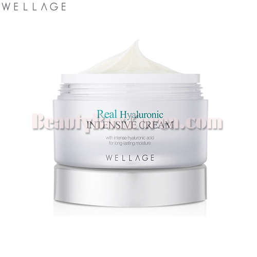 WELLAGE Real Hyaluronic Intensive Cream 50ml,WELLAGE