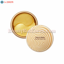THE SAEM Gold Snail Eye Gel Patch Set 60ea 120g,THE SAEM