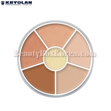 KRYOLAN Ultra Foundation Color Circle 40g,KRYOLAN