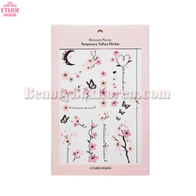 ETUDE HOUSE Cherry Blossom Tattoo Sticker 1ea[Blossom Picnic],ETUDE HOUSE