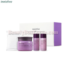 INNISFREE Orchid Enriched Cream Special Set 4items,INNISFREE