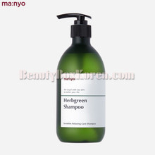 MANYO FACTORY Herbgreen Shampoo 510ml,MANYO FACTORY