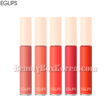 EGLIPS Velvet Fit Tint Cream Cheese Series 4g*5ea,EGLIPS