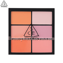 3CE Pro Multi Blush Color Palette #Pure Play 25.8g,3CE