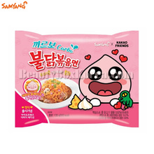 SAMYANG Carbo Hot Chicken Flavor Ramen 130g[Apeach Edition],SAMYANG