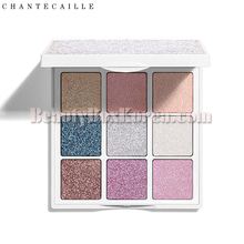 CHANTECAILLE Polar Ice Eye Palette 15.3g[Polar Ice Collection],CHANTECAILLE