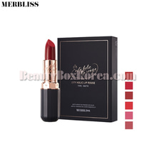 MERBLISS City Holic Lip Rouge Matte 3g,MERBLISS