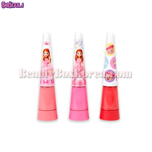 HEY JINI Jini Princess Chok Chok Lip Gloss 12ml,HEY JINI