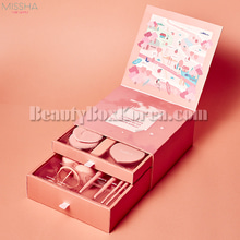 MISSHA Peach Tool Kit 12items[Peach Land][Online Excl.],MISSHA