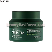TONYMOLY The Chok Chok Green Tea Intense Cream 60ml,TONYMOLY