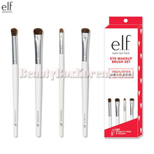 E.L.F Eye Makeup Brush Set 4items,E.L.F